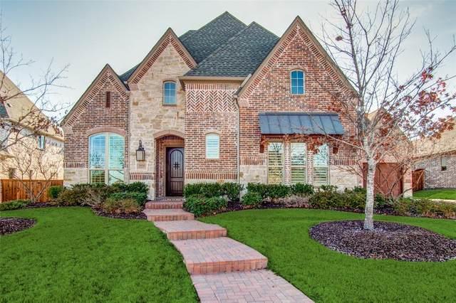 2950 Blackthorn Drive, Prosper, TX 75078 (MLS #14318527) :: The Kimberly Davis Group