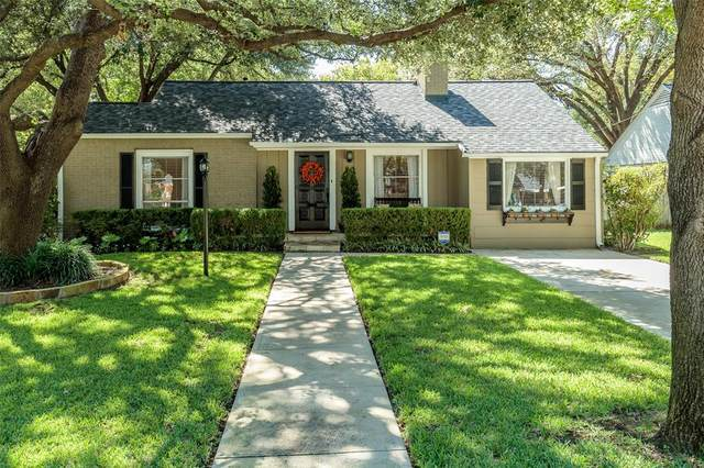 6429 Malvey Avenue, Fort Worth, TX 76116 (MLS #14318528) :: The Mitchell Group
