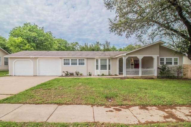 4909 Joy Lee Street, Haltom City, TX 76117 (MLS #14318536) :: The Kimberly Davis Group