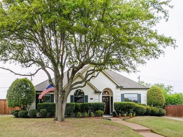 1006 Hilton Drive, Mansfield, TX 76063 (MLS #14318574) :: The Hornburg Real Estate Group