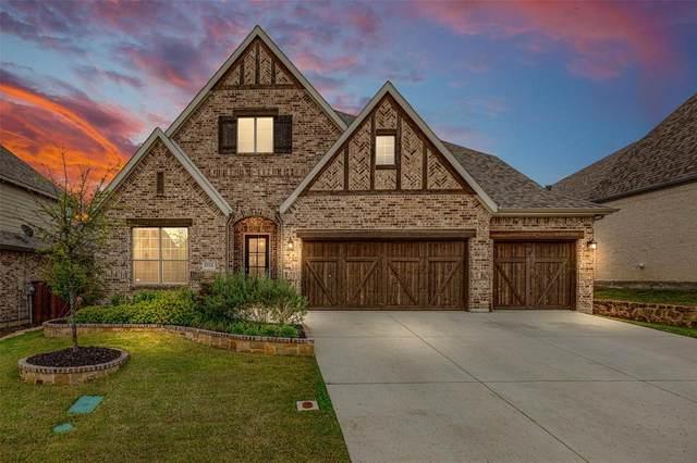1116 Thornhill Way, Roanoke, TX 76262 (MLS #14318598) :: Justin Bassett Realty