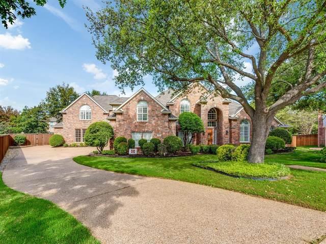 4209 Calloway Court, Flower Mound, TX 75028 (MLS #14318622) :: North Texas Team | RE/MAX Lifestyle Property
