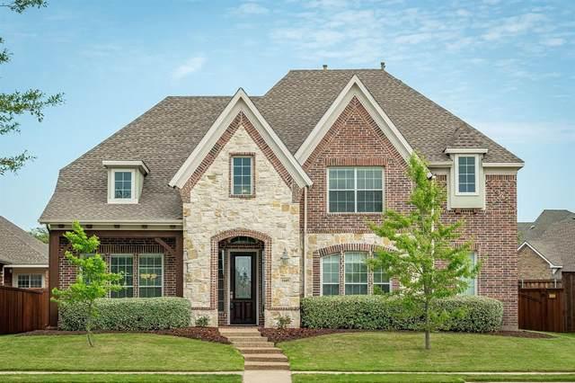 1605 Teakwood Drive, Wylie, TX 75098 (MLS #14318678) :: The Chad Smith Team