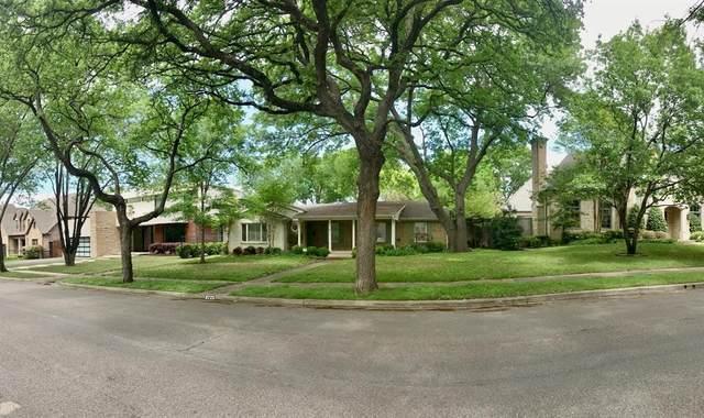 6723 Deloache Avenue, Dallas, TX 75225 (MLS #14318683) :: Team Hodnett