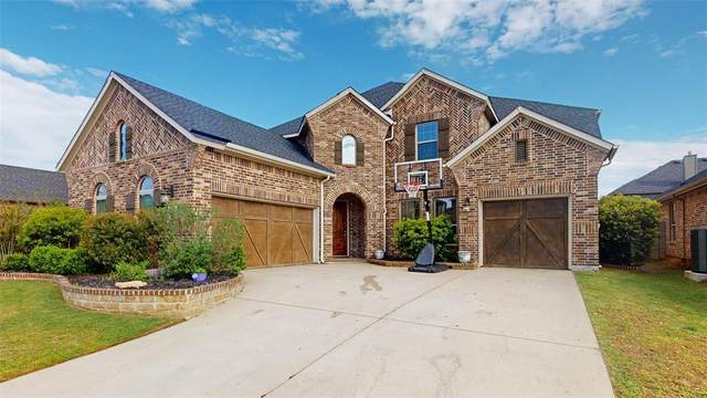 1412 9th Street, Argyle, TX 76226 (MLS #14318696) :: The Kimberly Davis Group