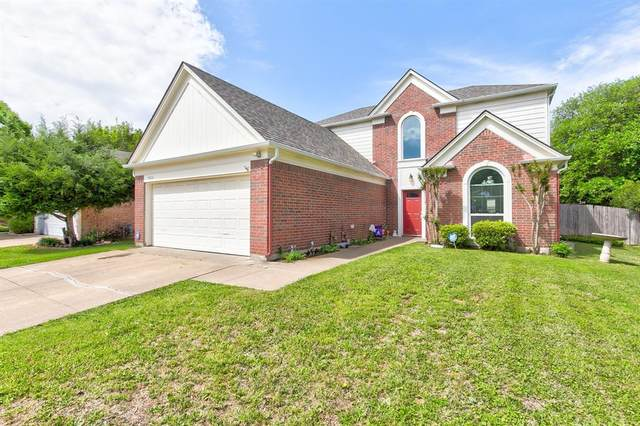 4606 Bay Point Drive, Arlington, TX 76016 (MLS #14318717) :: The Hornburg Real Estate Group