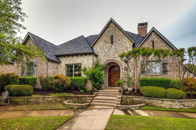104 Turnberry Circle, Mckinney, TX 75072 (MLS #14318757) :: The Hornburg Real Estate Group
