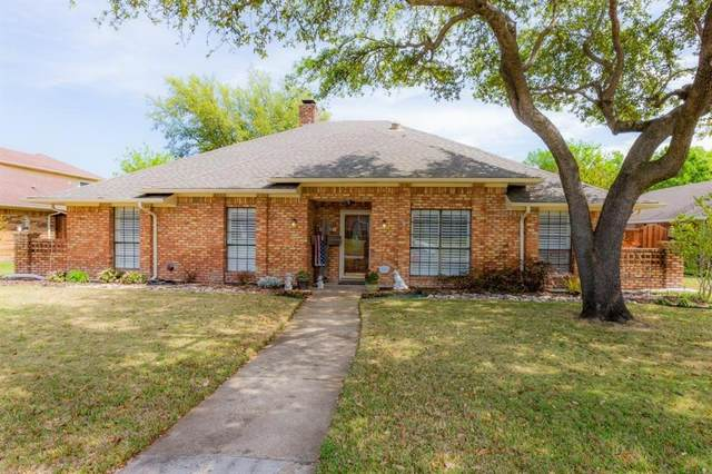 1833 Meadowview Drive, Garland, TX 75043 (MLS #14318822) :: Real Estate By Design