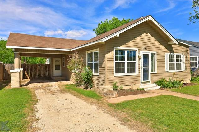 1150 Vine Street, Abilene, TX 79602 (MLS #14318824) :: Robbins Real Estate Group
