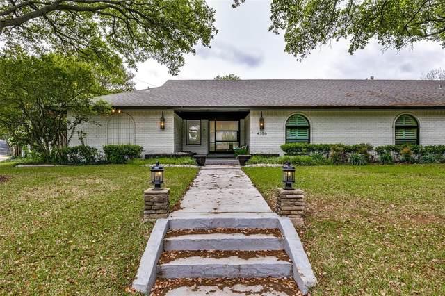 4356 Meadowdale Lane, Dallas, TX 75229 (MLS #14318908) :: RE/MAX Landmark