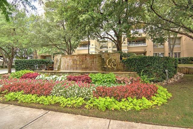 3225 Turtle Creek Boulevard #1002, Dallas, TX 75219 (MLS #14318911) :: The Mitchell Group