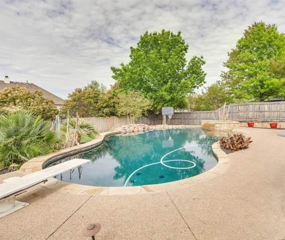 5309 Chatsworth Lane, Fort Worth, TX 76244 (MLS #14318940) :: Justin Bassett Realty