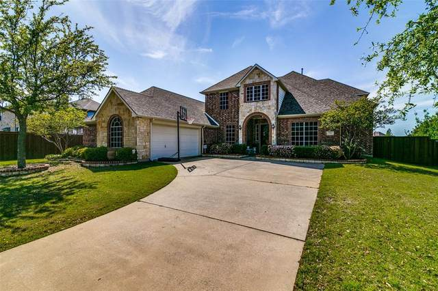 7811 Shadow Glen Trail, Sachse, TX 75048 (MLS #14318963) :: The Hornburg Real Estate Group
