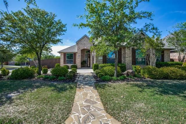 9617 Ben Hogan Lane, Fort Worth, TX 76244 (MLS #14318975) :: Justin Bassett Realty