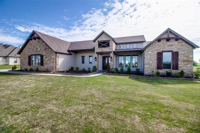 6360 Rigel Road, Godley, TX 76044 (MLS #14319011) :: The Hornburg Real Estate Group