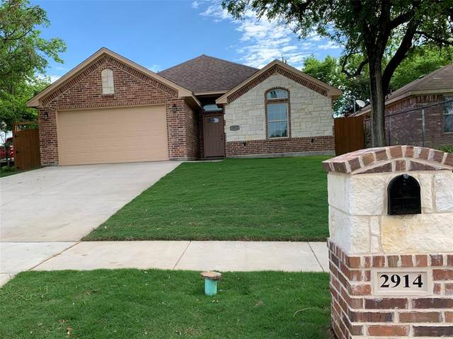 2914 NW 21st Street, Fort Worth, TX 76106 (MLS #14319028) :: Ann Carr Real Estate
