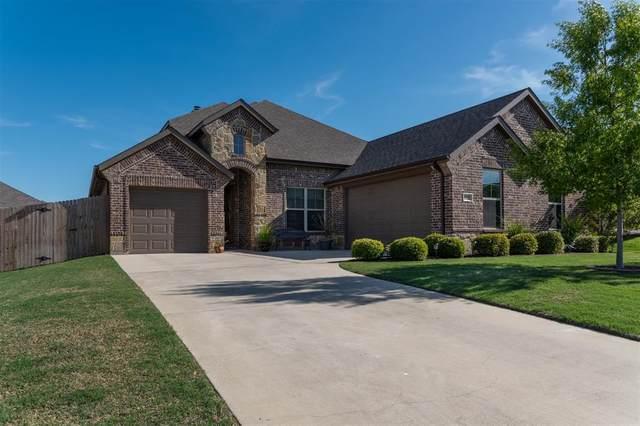 1101 Copperleaf Drive, Mansfield, TX 76063 (MLS #14319048) :: The Hornburg Real Estate Group