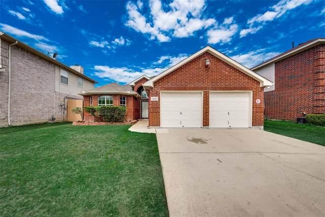 1811 Creekpark Trail, Arlington, TX 76018 (MLS #14319164) :: Ann Carr Real Estate