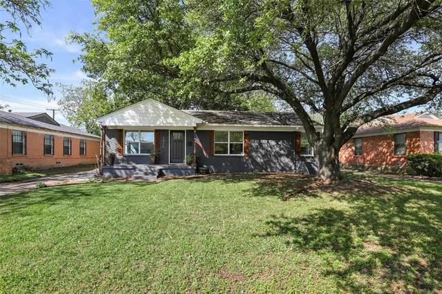 2409 San Marcus Avenue, Dallas, TX 75228 (MLS #14319209) :: The Hornburg Real Estate Group