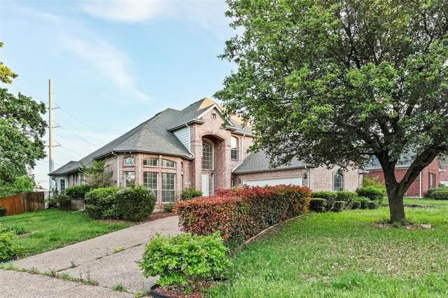 2418 Knollwood Court, Arlington, TX 76006 (MLS #14319238) :: The Hornburg Real Estate Group