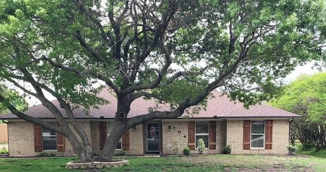704 Horizon Drive, Murphy, TX 75094 (MLS #14319262) :: Post Oak Realty