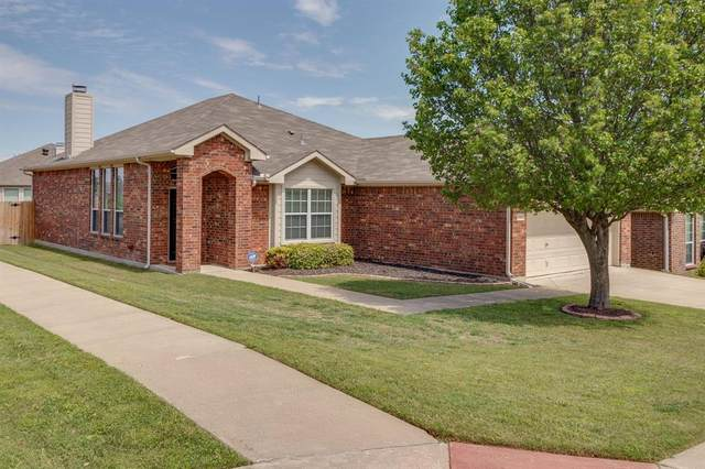 3701 Fiscal Court, Fort Worth, TX 76244 (MLS #14319311) :: Justin Bassett Realty