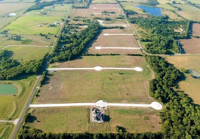 90 Eisenhower Court, Weston, TX 75097 (MLS #14319339) :: The Hornburg Real Estate Group