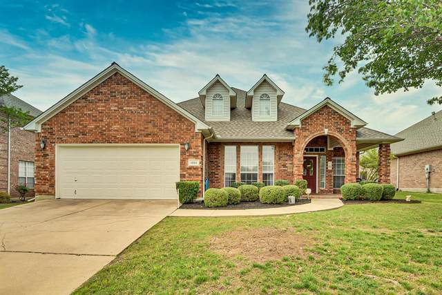 1801 Clover Hill Road, Mansfield, TX 76063 (MLS #14319369) :: The Hornburg Real Estate Group