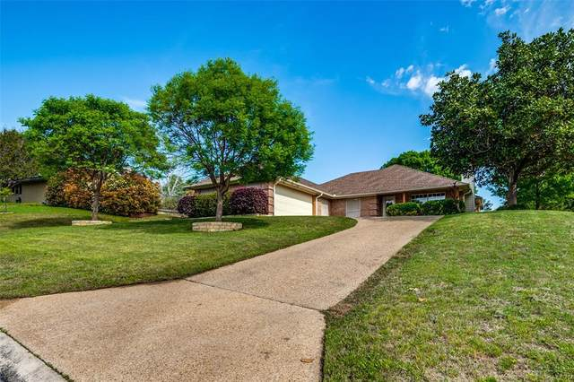 7512 Woodside Hill Court, Fort Worth, TX 76179 (MLS #14319370) :: The Hornburg Real Estate Group
