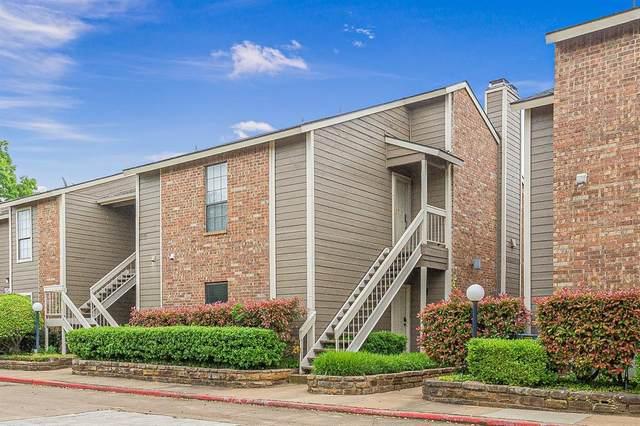 1104 Riverchase Lane #206, Arlington, TX 76011 (MLS #14319373) :: The Hornburg Real Estate Group