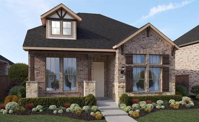 718 Village Green Drive, Argyle, TX 76226 (MLS #14319403) :: Justin Bassett Realty