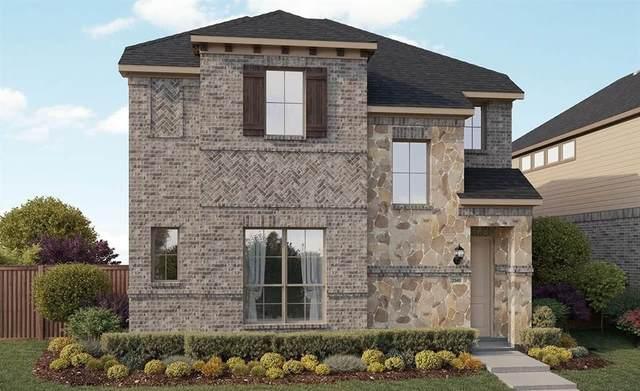 720 Village Green Drive, Argyle, TX 76226 (MLS #14319438) :: Justin Bassett Realty