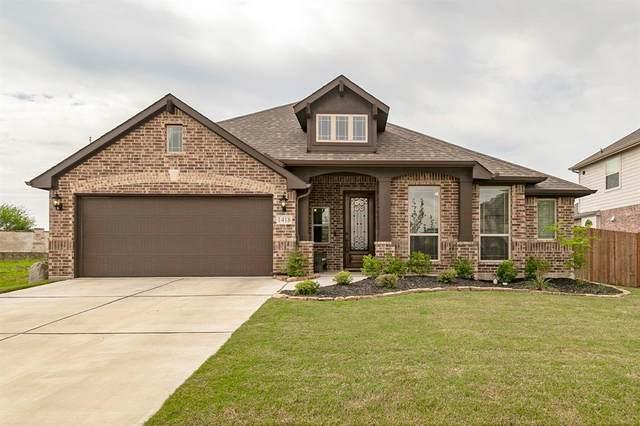 1418 Nighthawk Lane, Mansfield, TX 76063 (MLS #14319459) :: The Hornburg Real Estate Group
