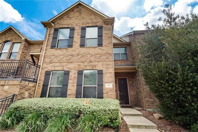 5417 Locust Drive, Mckinney, TX 75070 (MLS #14319511) :: Post Oak Realty