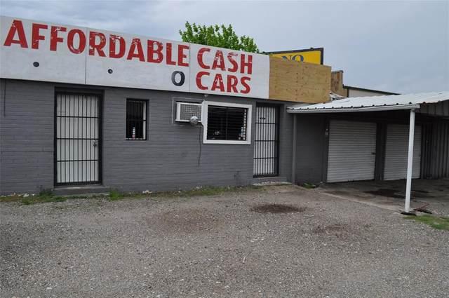 2401 N Highway 175, Seagoville, TX 75159 (MLS #14319532) :: Post Oak Realty
