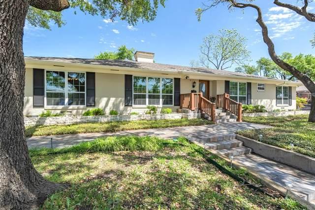 7007 Royal Lane, Dallas, TX 75230 (MLS #14319546) :: The Hornburg Real Estate Group