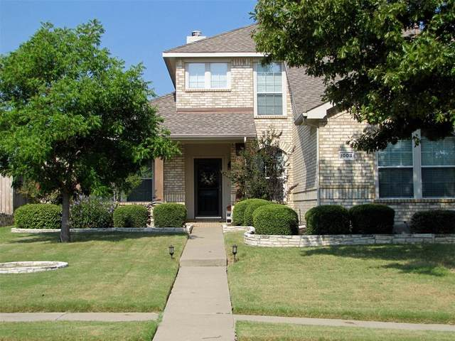 1003 Winchester Drive, Forney, TX 75126 (MLS #14319606) :: The Chad Smith Team