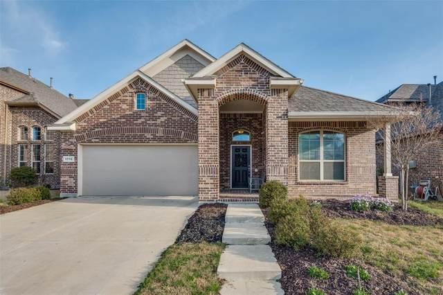 1712 Henderson Drive, Northlake, TX 76226 (MLS #14319634) :: Justin Bassett Realty