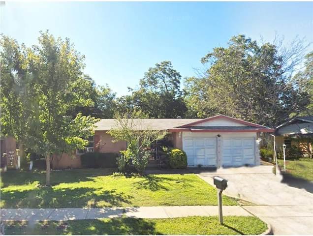 2516 Greenway Street, Arlington, TX 76010 (MLS #14319637) :: The Hornburg Real Estate Group