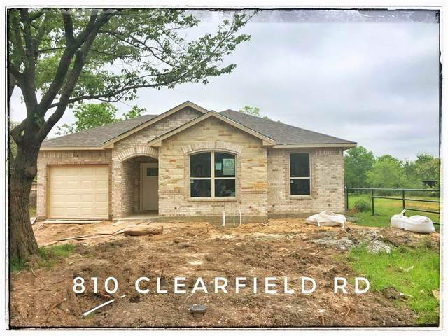 810 Clearfield Road, Dallas, TX 75217 (MLS #14319645) :: The Chad Smith Team