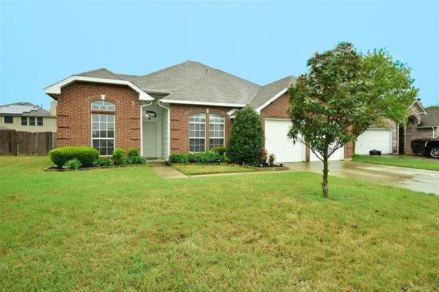 509 Willow Lane, Forney, TX 75126 (MLS #14319681) :: The Chad Smith Team
