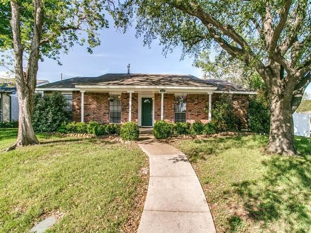 2055 Christie Lane, Carrollton, TX 75007 (MLS #14319684) :: Justin Bassett Realty