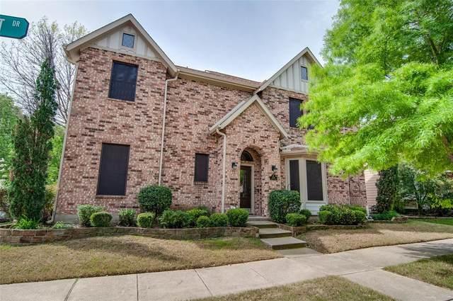 1528 Chestnut Drive, Savannah, TX 76227 (MLS #14319685) :: The Hornburg Real Estate Group