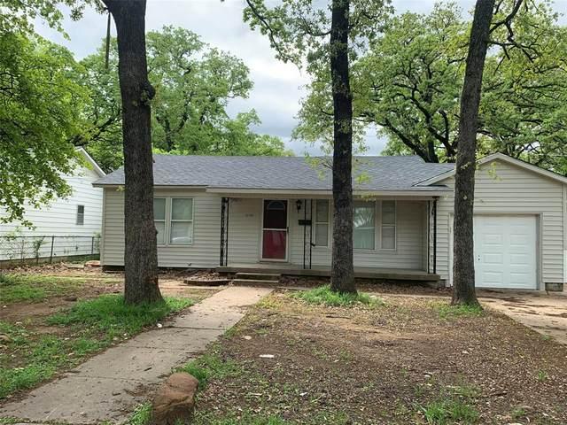 3720 Selma Street, Fort Worth, TX 76111 (MLS #14319690) :: Justin Bassett Realty