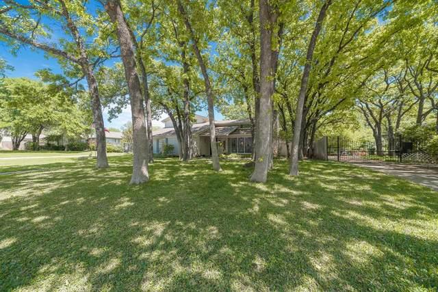 3115 Sunset Oaks Street, Dalworthington Gardens, TX 76016 (MLS #14319711) :: The Hornburg Real Estate Group
