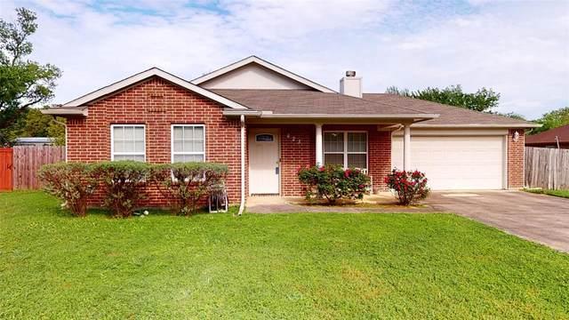 423 Jordan Lane, Arlington, TX 76012 (MLS #14319722) :: The Hornburg Real Estate Group