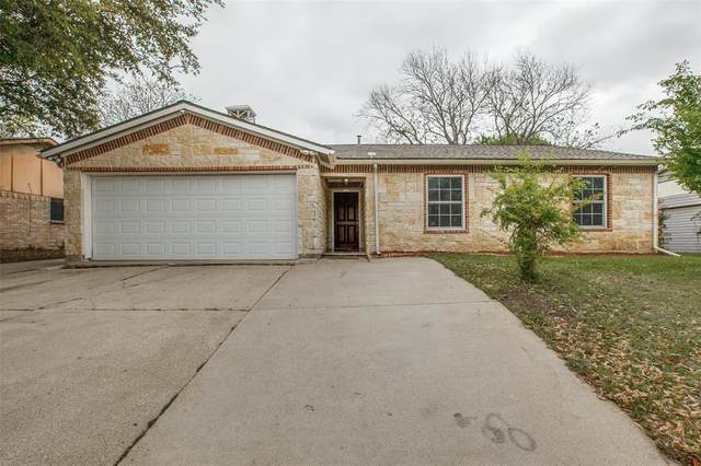 1709 Granada Drive, Arlington, TX 76014 (MLS #14319734) :: The Hornburg Real Estate Group