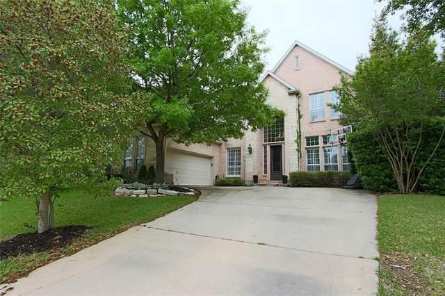 801 Glendale Drive, Keller, TX 76248 (MLS #14319784) :: The Hornburg Real Estate Group