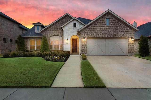 1108 7th Street, Argyle, TX 76226 (MLS #14319788) :: The Hornburg Real Estate Group