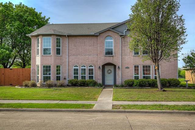 1605 Kennedy Drive, Wylie, TX 75098 (MLS #14319811) :: The Hornburg Real Estate Group